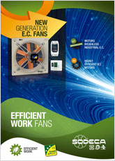 EFFICIENT WORK FANS