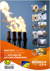 HEAVY DUTY FANS AND ATEX FANS