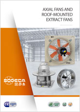 AXIAL FANS AND ROOF-MOUNTED EXTRACT FANS