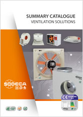 SUMMARY CATALOGUE VENTILATION SOLUTIONS