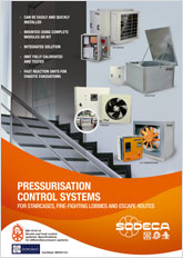 PRESSURISATION CONTROL SYSTEMS
