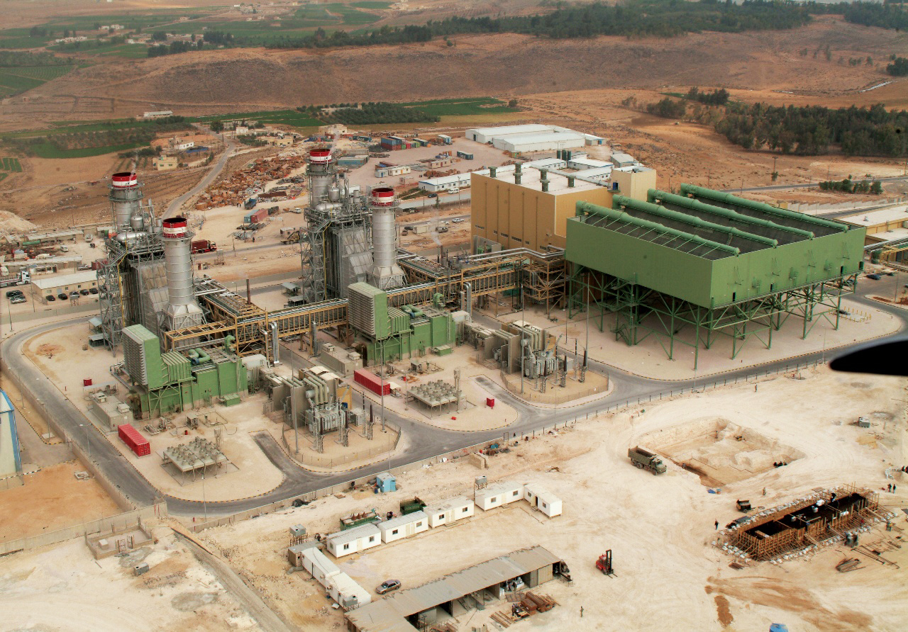 Samra Power Plant